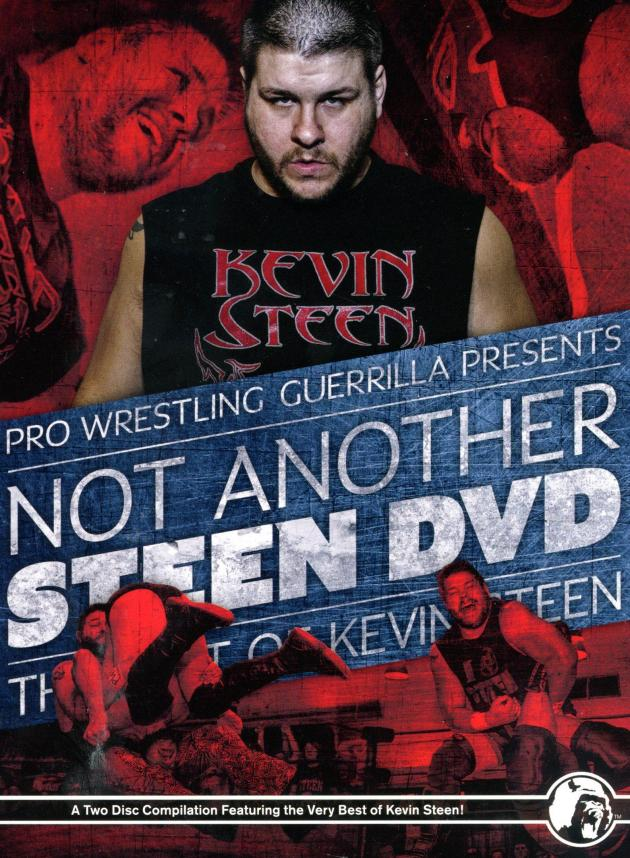 PWG - NOT ANOTHER STEEN DVD - THE BEST OF KEVIN STEEN - PART 1