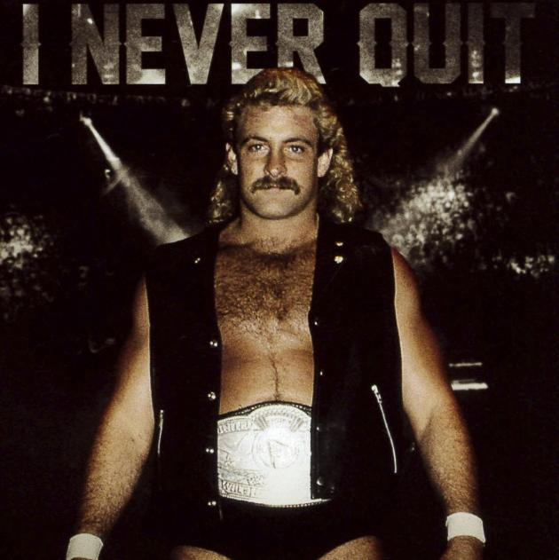 I Never Quit - The Magnum TA Story
