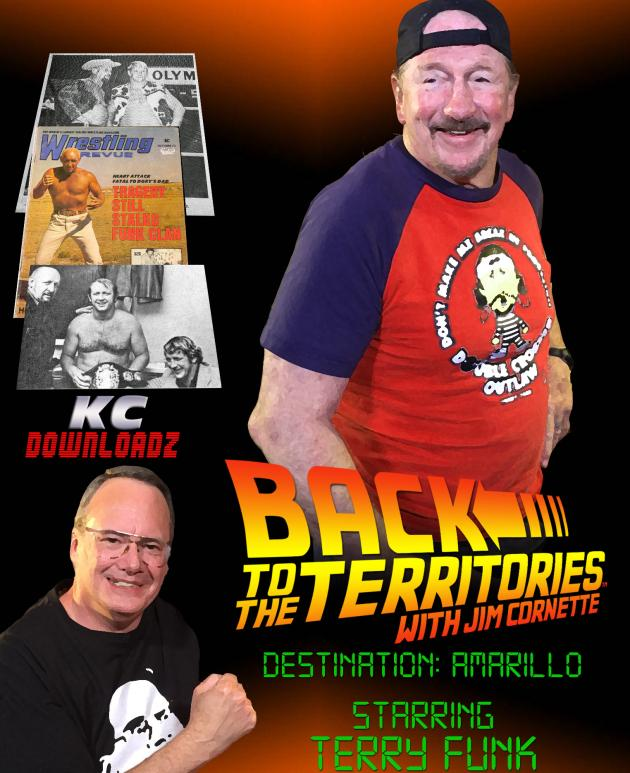 Back to the Territories: Amarillo starring Terry Funk