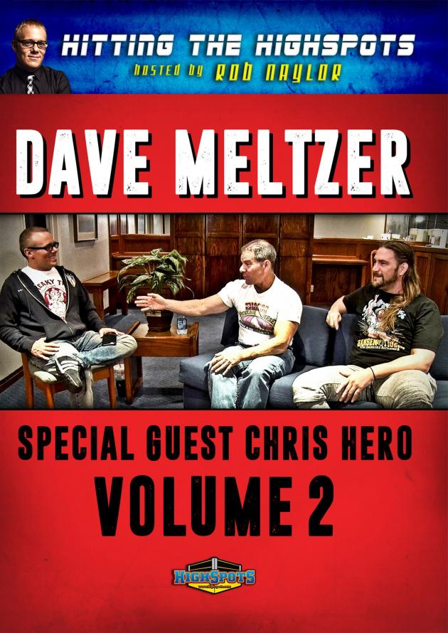 HITTING THE HIGHSPOTS - DAVE MELTZER VOLUME 2