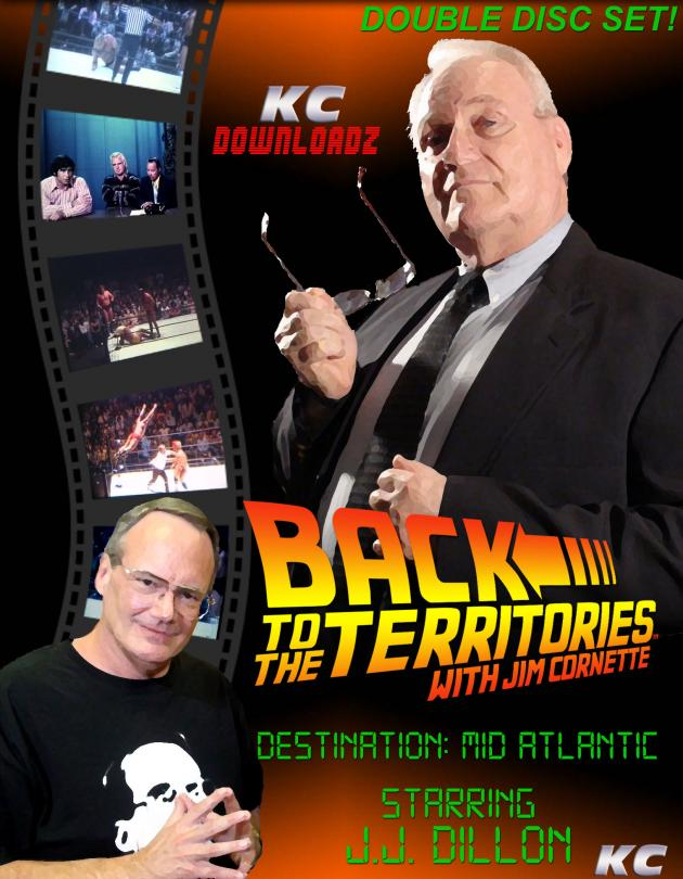 BACK TO THE TERRITORIES: MID-ATLANTIC