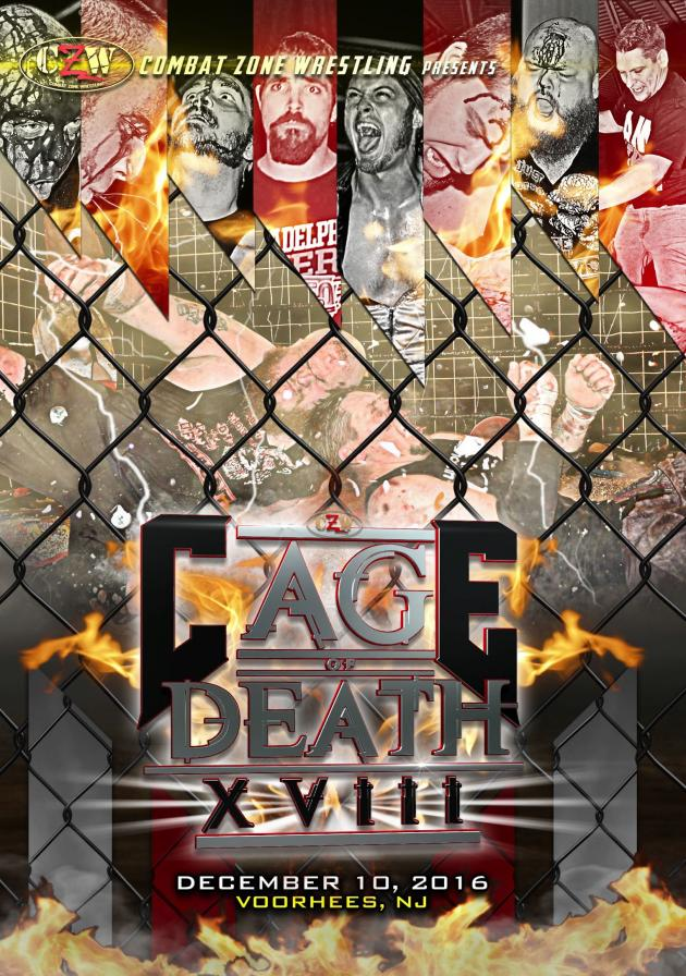 CZW - CAGE OF DEATH XVIII