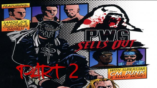 PWG Sells Out Volume 1 - Part 2
