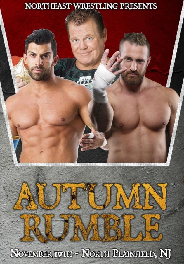 NEW AUTUMN RUMBLE 2016
