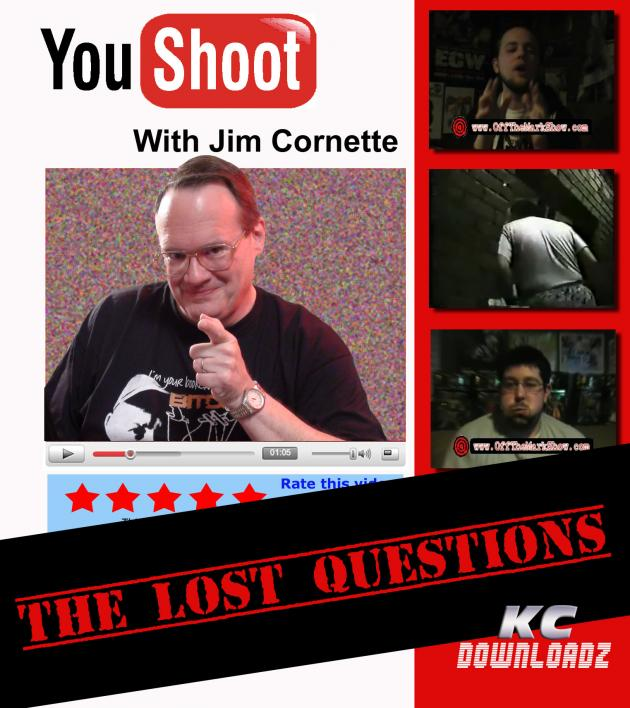 YouShoot: Jim Cornette 2 - The Lost Questions