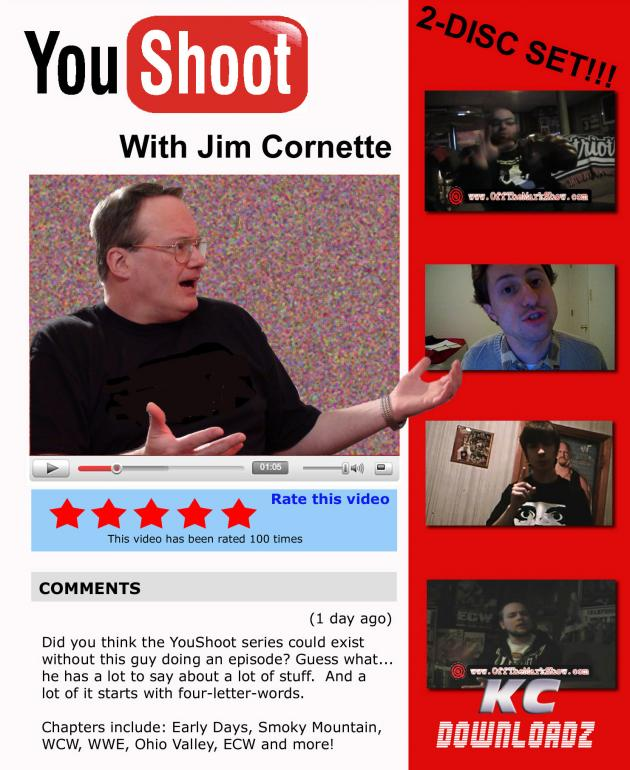 YouShoot: Jim Cornette