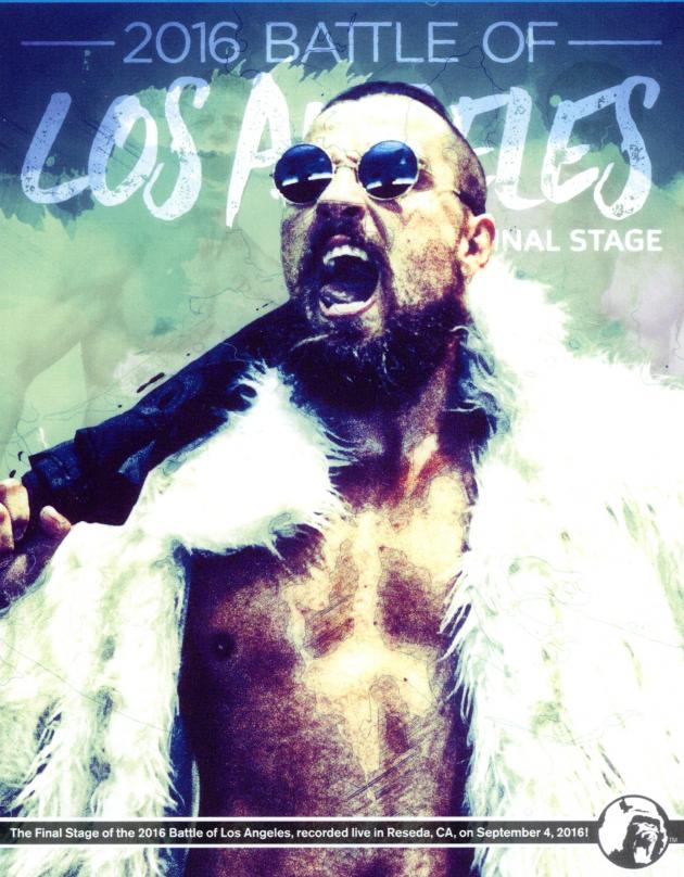 PRO WRESTLING GUERRILLA - BATTLE OF LOS ANGELES 2016 - FINAL STAGE