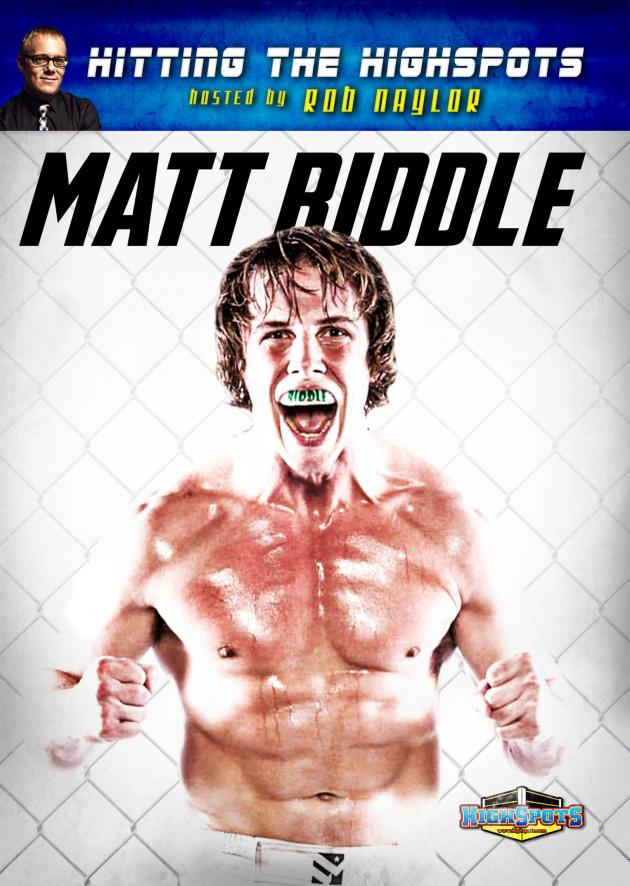 HITTING THE HIGHSPOTS - MATT RIDDLE