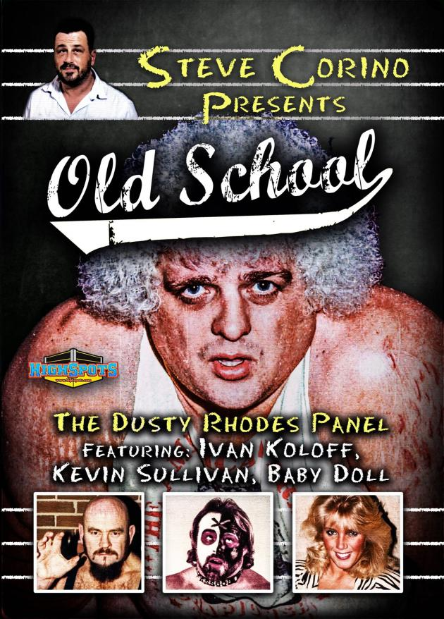 OLD SCHOOL THE DUSTY RHODES DISCUSSION