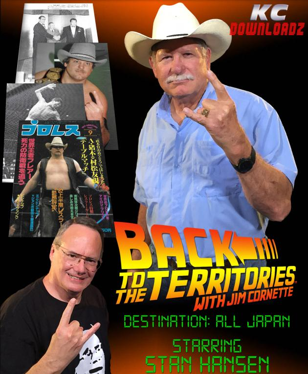 Back to the Territories: All Japan w Stan Hansen