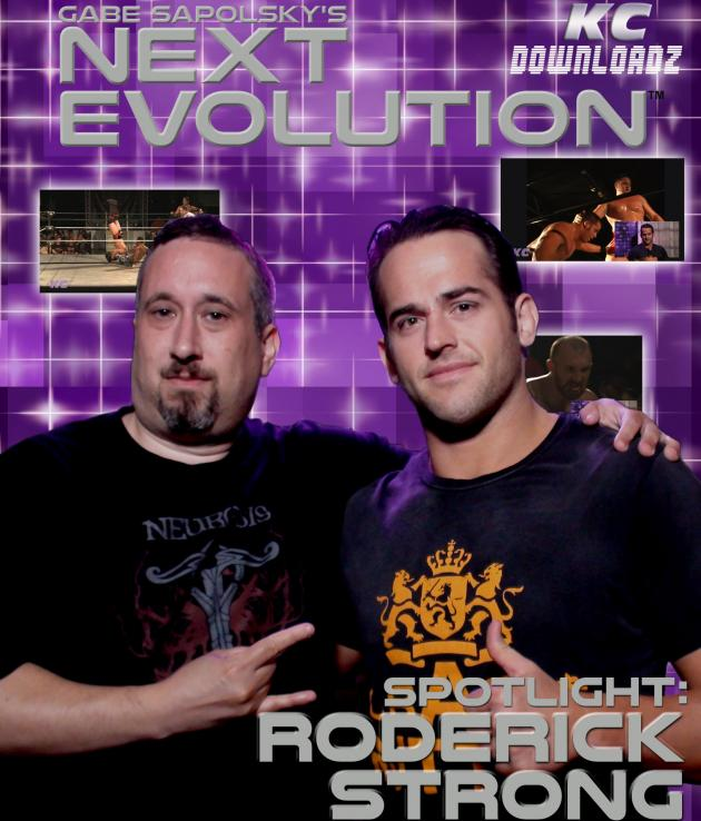Next Evolution - Profile: Roderick Strong