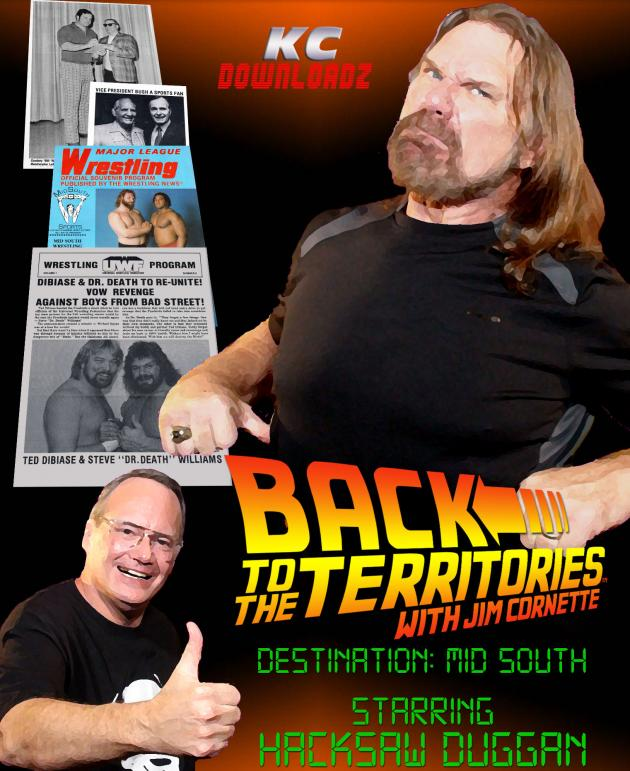 Back to the Territories: Mid South with Hacksaw Duggan