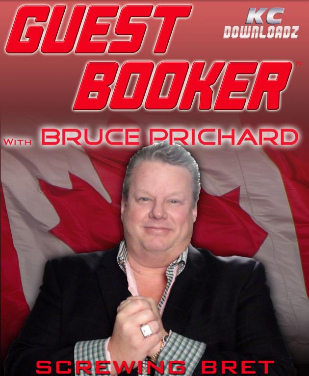 Guest Booker w Bruce Prichard
