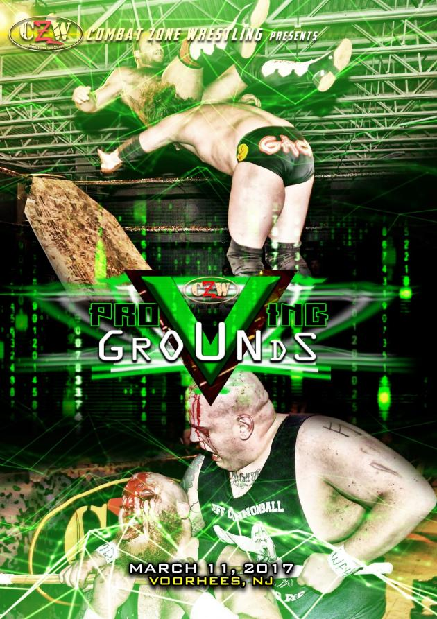 CZW - Proving Grounds 2017