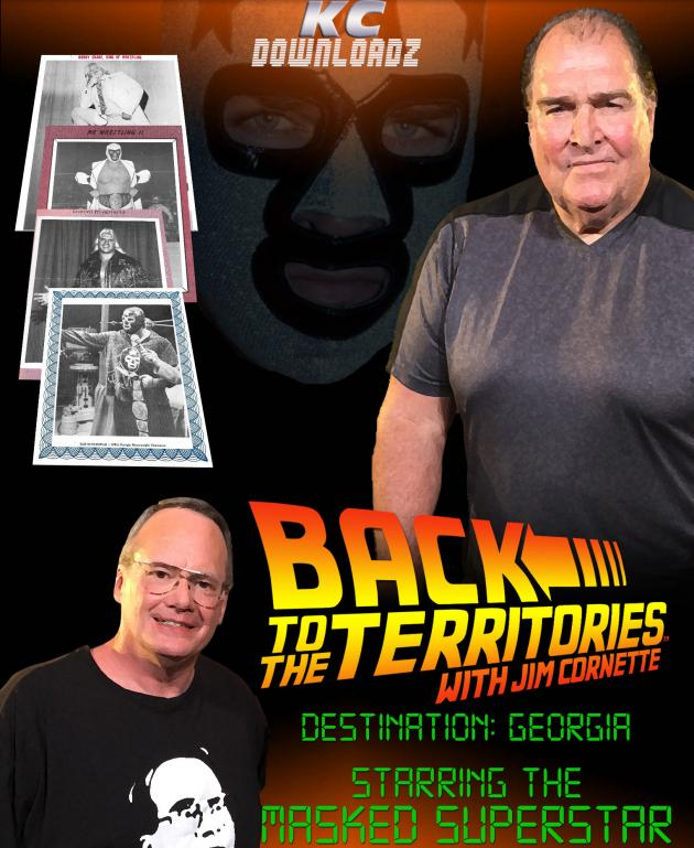 Back to the Territories: Georgia with The Masked Superstar