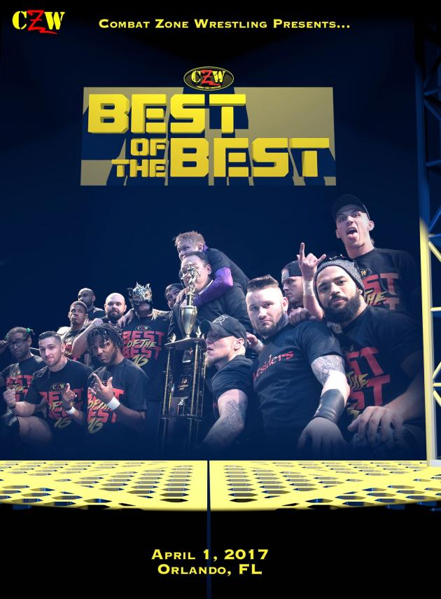 CZW Best of the Best 2017