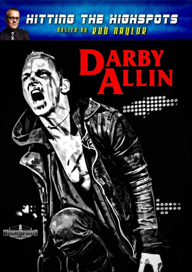 Hitting the Highspots - Darby Allin