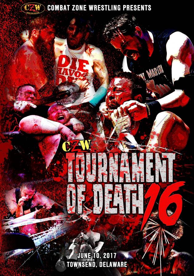 CZW - TOURNAMENT OF DEATH 16