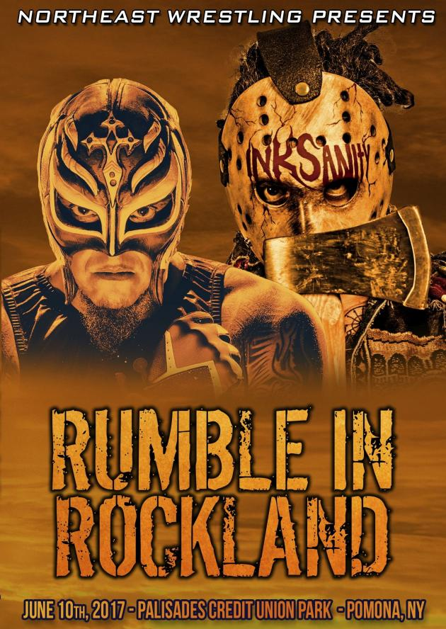 NEW - RUMBLE IN ROCKLAND 2017