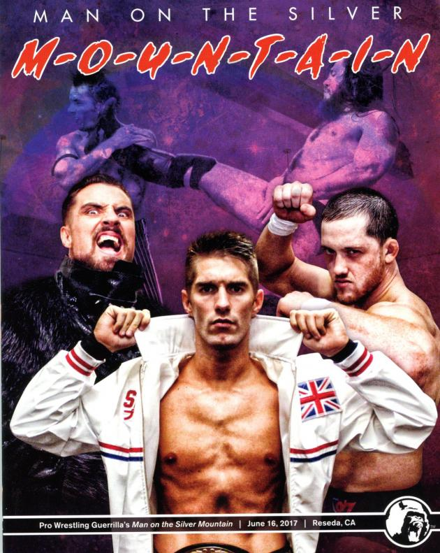 PRO WRESTLING GUERRILLA - MAN ON THE SILVER MOUNTAIN