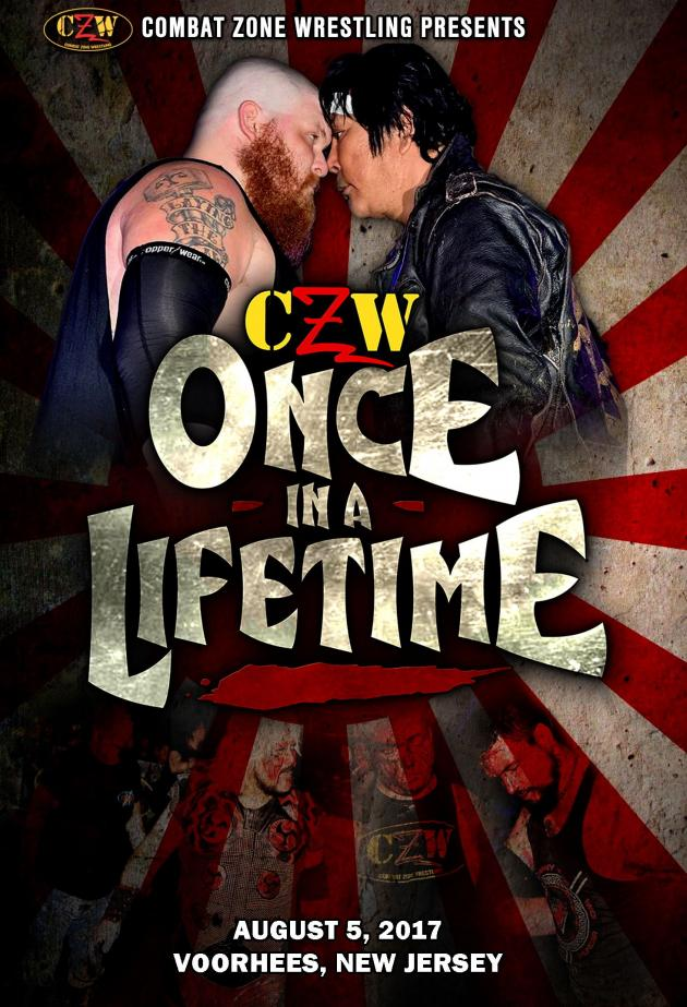 CZW - ONCE IN A LIFETIME