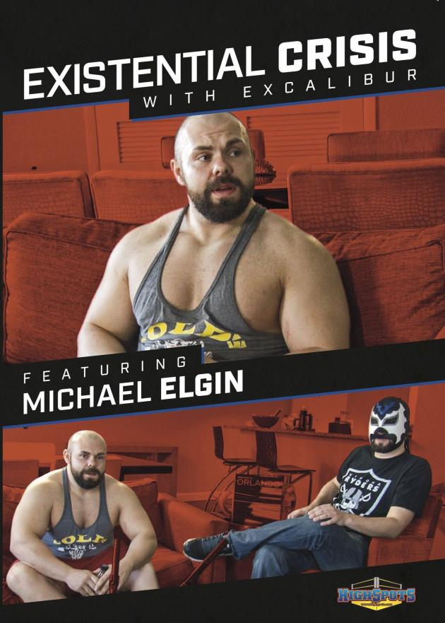 EXISTENTIAL CRISIS WITH EXCALIBUR - MICHAEL ELGIN