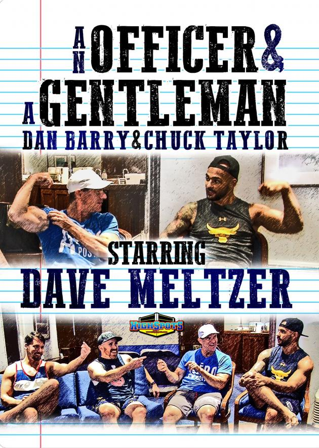An Officer and A Gentleman - Dave Meltzer