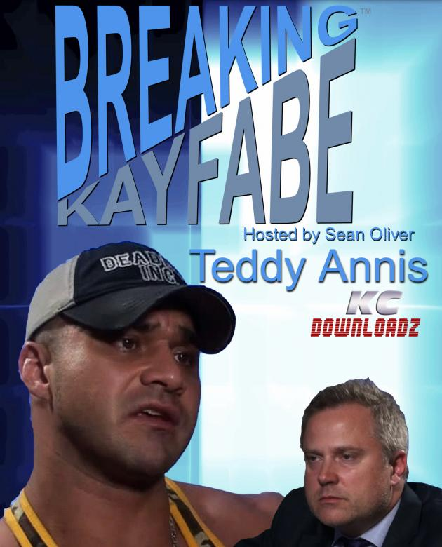 Breaking Kayfabe: Teddy Annis