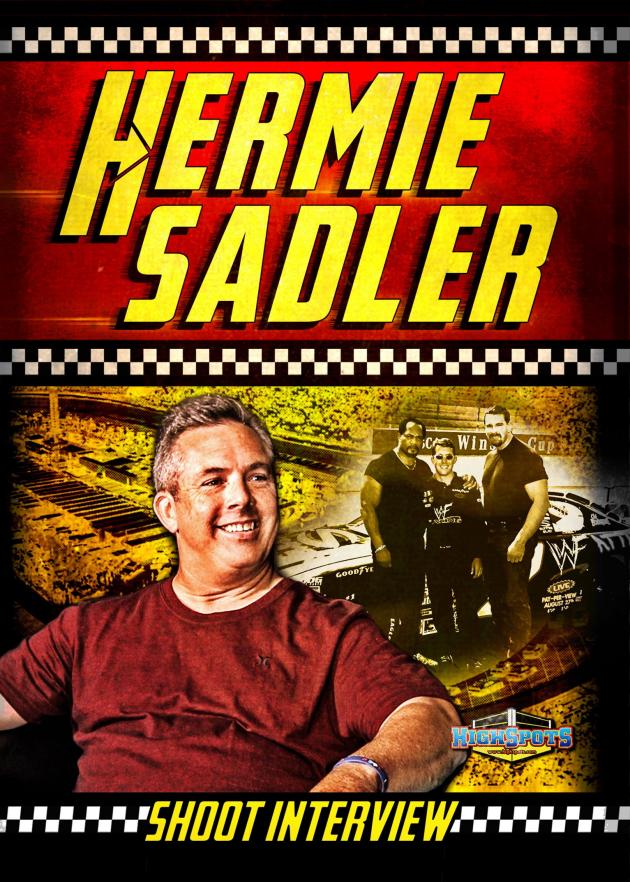 Hermie Sadler Shoot Interview